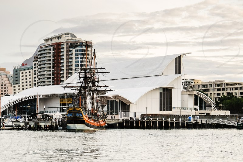 Darling Harbour Sydney New South Wales Australia photo
