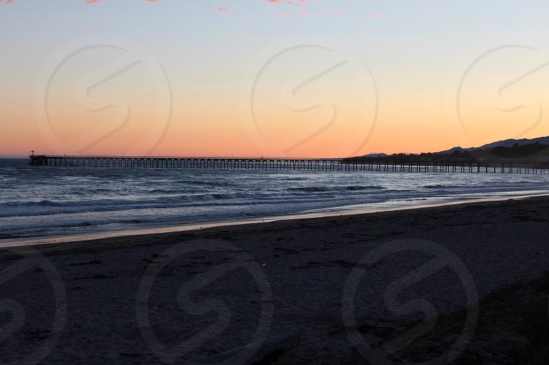 Bacara Beach Santa Barbara photo