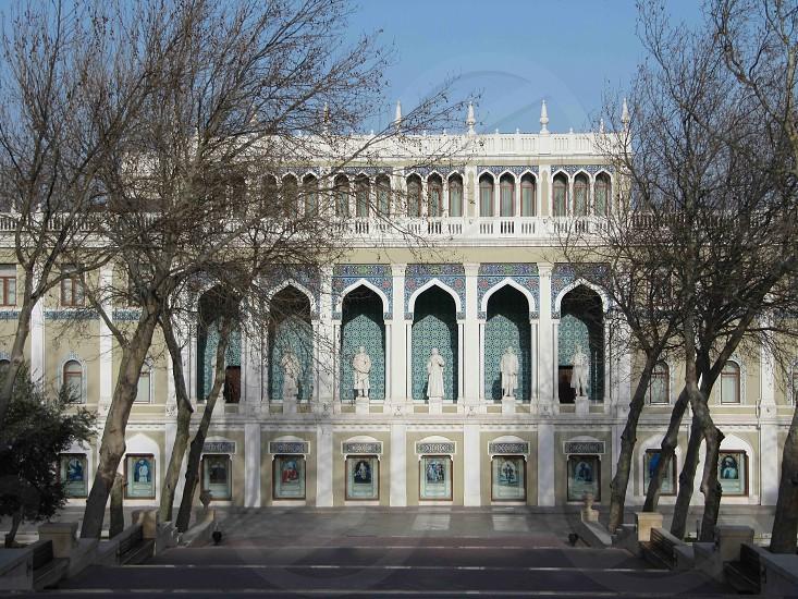 Nizami Museum of Azerbaijani literature Baku photo