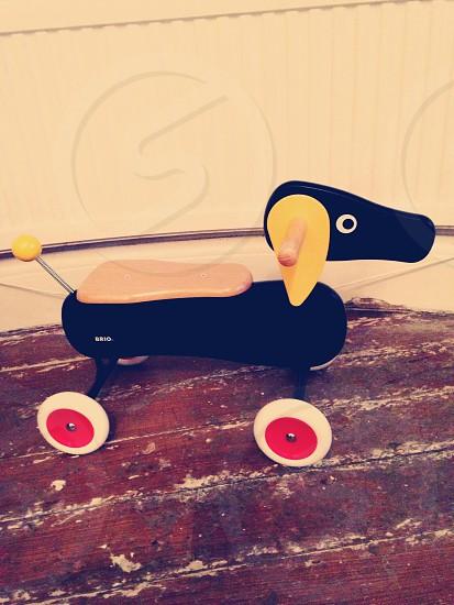 Brio dachshund  photo