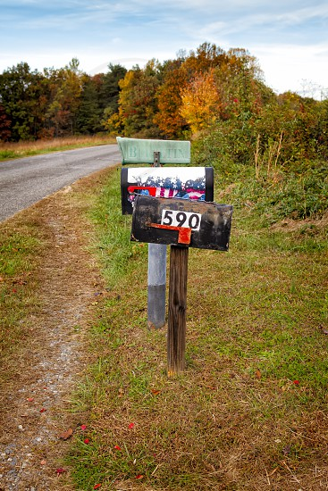 Rural Mailboxes photo