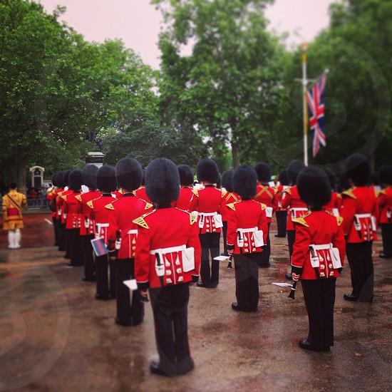Queens Guard photo