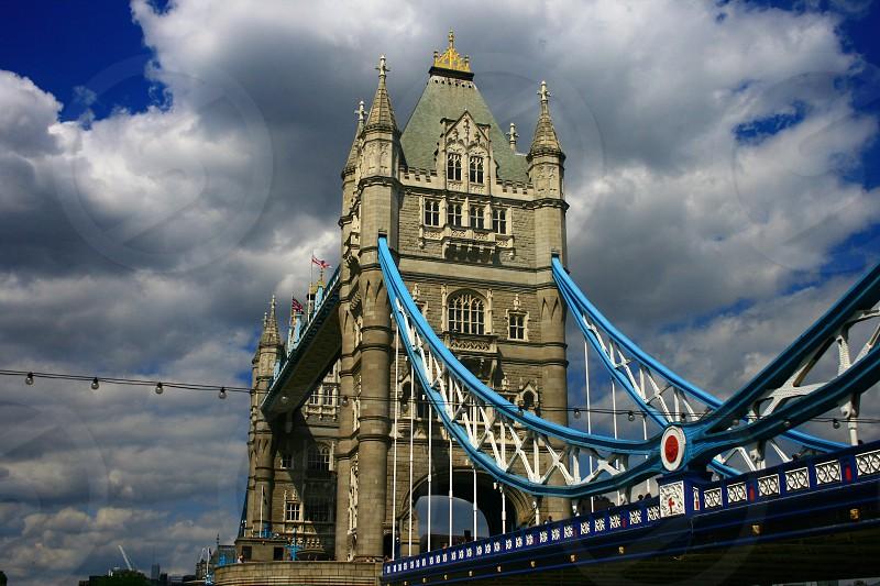 The London Bridge photo