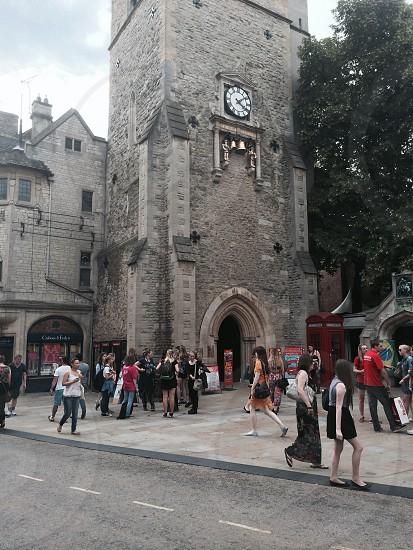 Oxford London photo