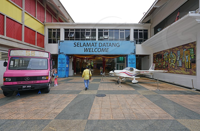 The National Museum in Kuala Lumpur Malaysia photo