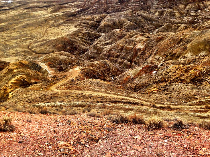 Hills of Montana  photo