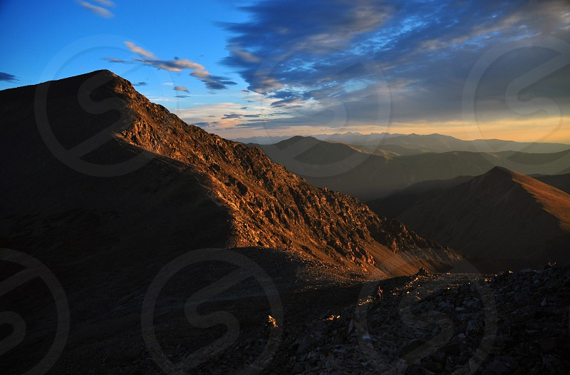 Torreys Peak Colorado photo