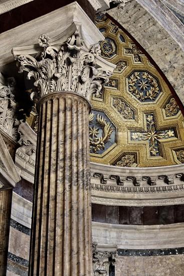 Rome travel pantheon architecture  photo