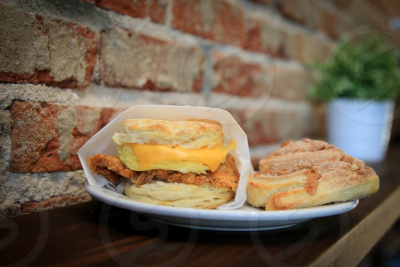 Rise & Shine. Denver Restaurant. Breakfast. Food. Dish. Menu Item. photo