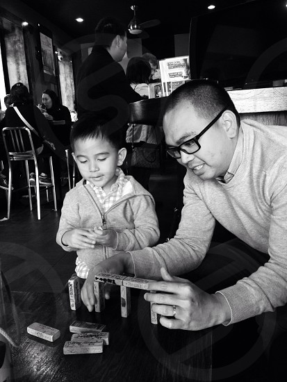Father & Son moments photo