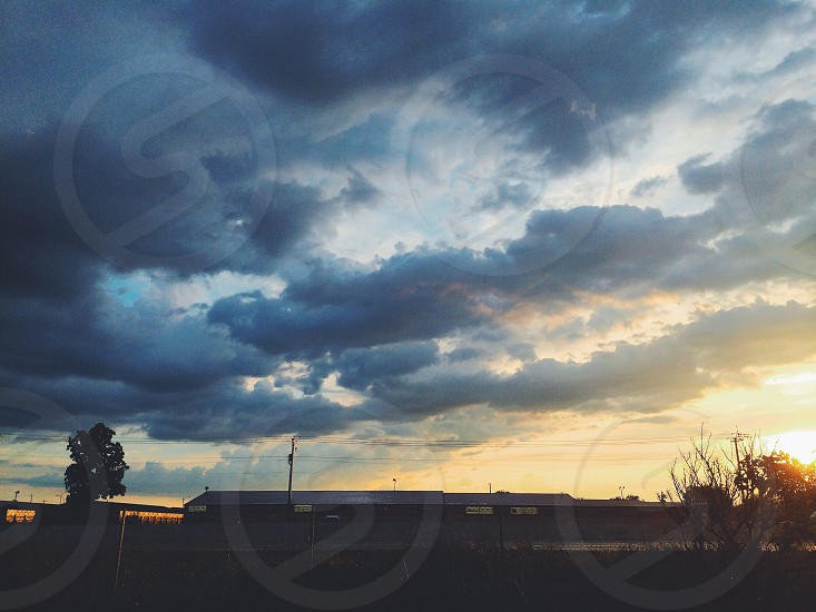 Wisconsin storm sky photo