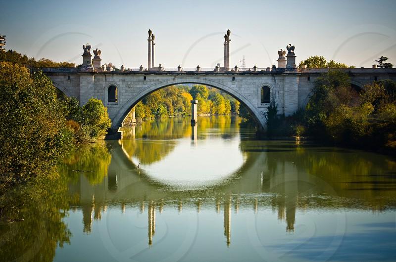 Ponte Milvio - Roma photo