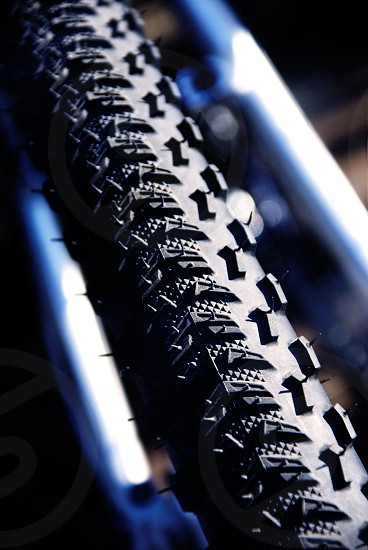 bicycle tire photo