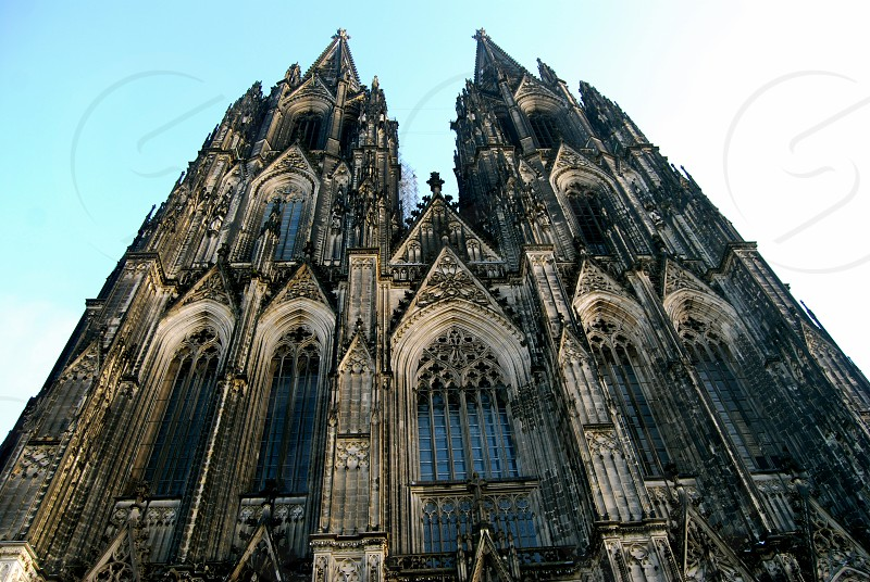 Cathedral in Cologne Germany photo