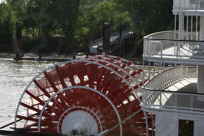 Steam Boat photo