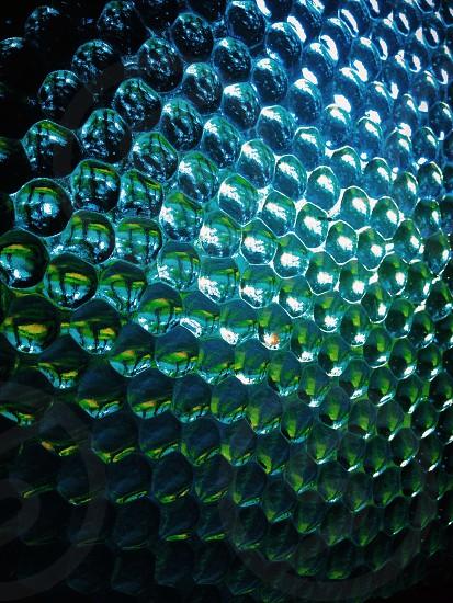 Glass pattern.  photo
