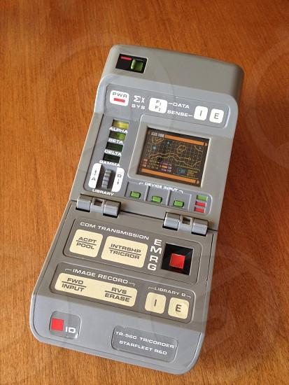 Toy Star Trek tricorder.  photo