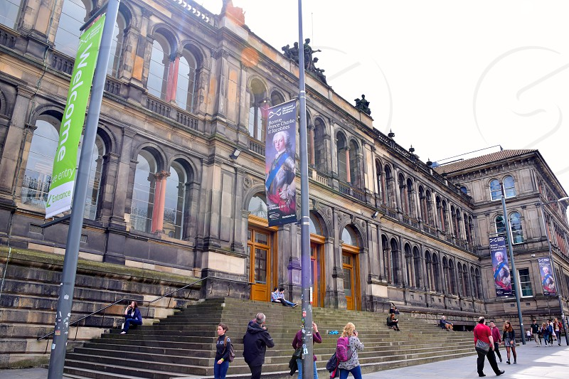 National Museum of Scotland Edinburgh photo