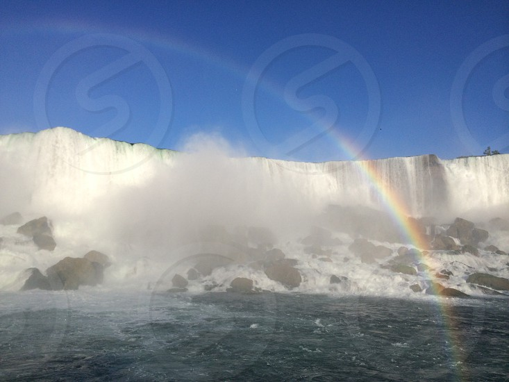 Maid of the Mist View! photo