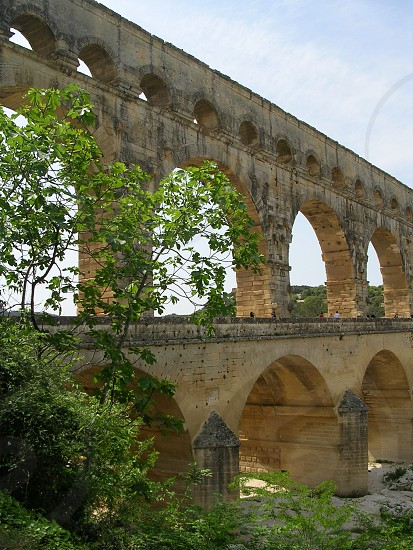 Pont du Gard photo