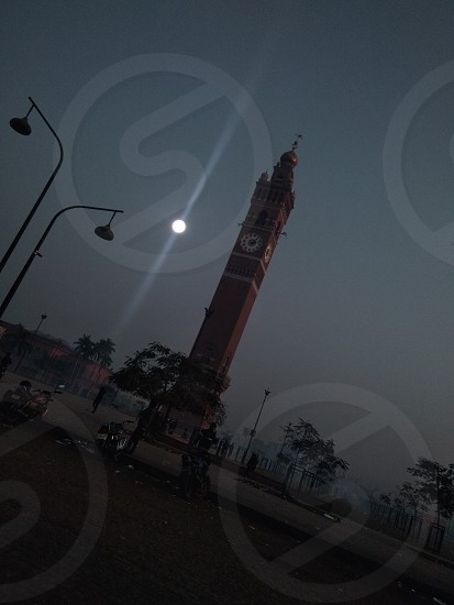 THE CLOCK TOWER LUCKNOW photo