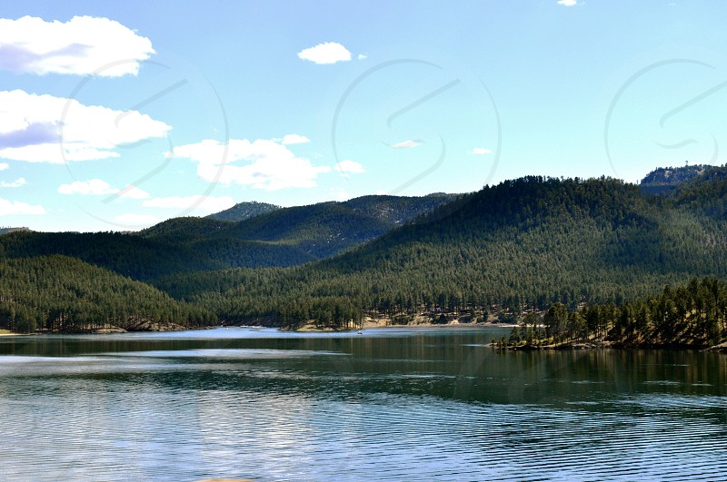 Black Hills Lake photo