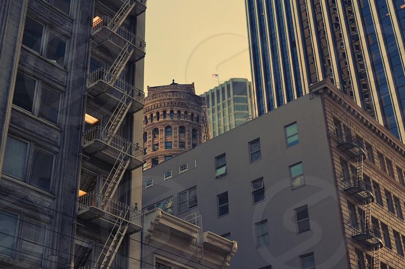 Skyscrapers San Fransisco photo