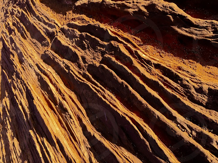 The color of Arizona canyons. photo