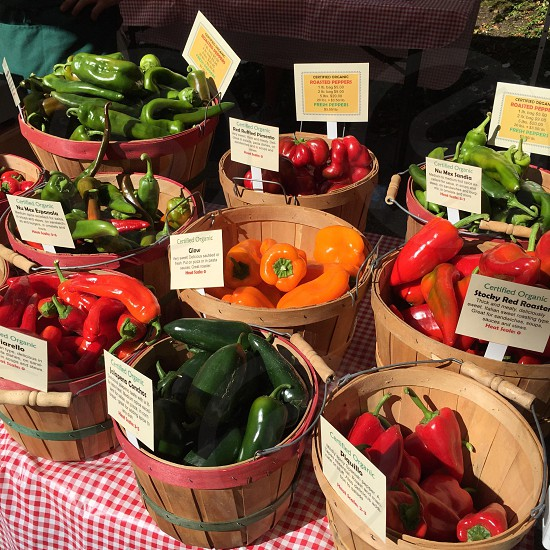 Peppers photo