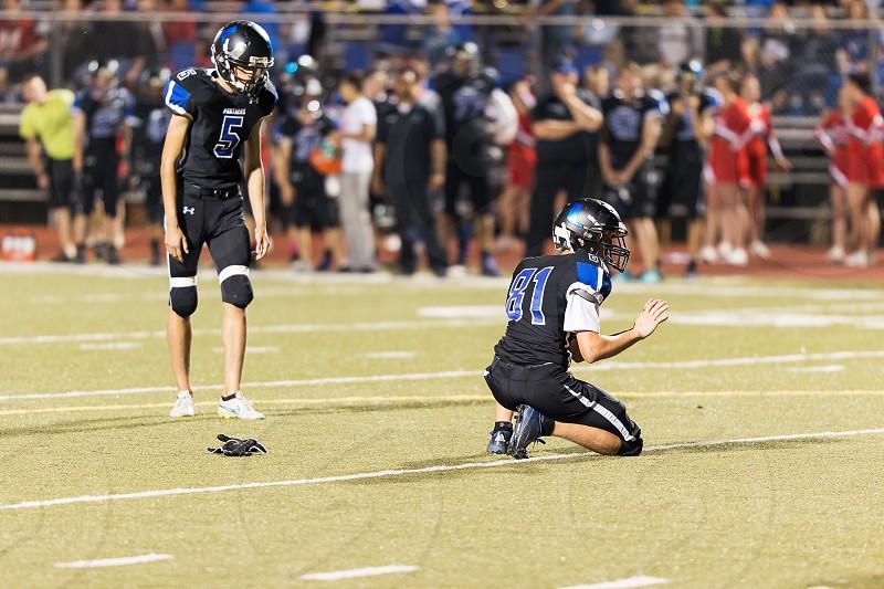 High School Football PAT photo