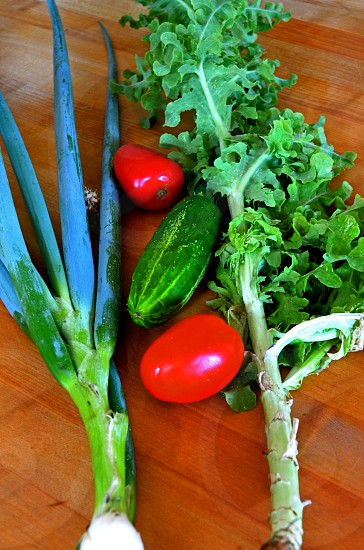 Farm to Table - Fresh from our garden photo