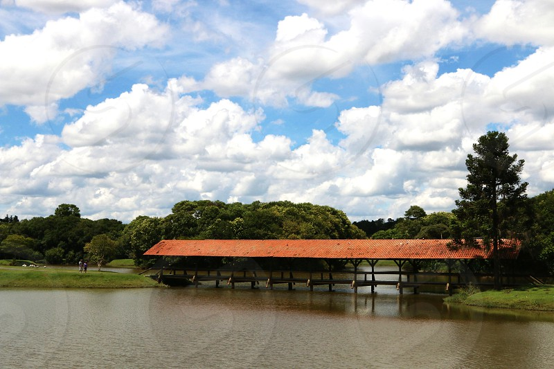 Tingui Park in Curitiba - Brazil photo