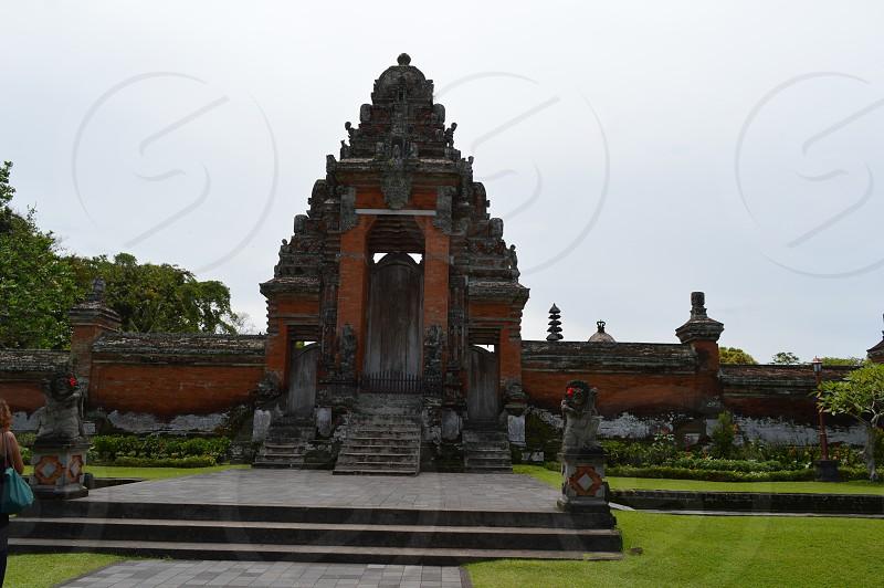 Taman Ayun Bali photo