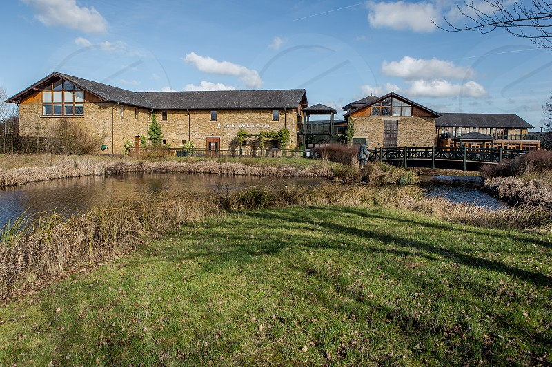 Wetland Centre Barnes London photo