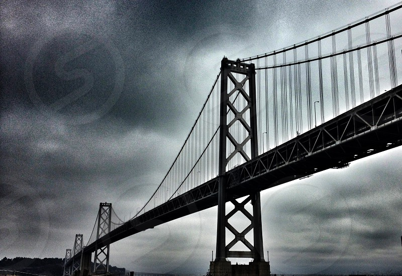 stainless steel bridge  photo