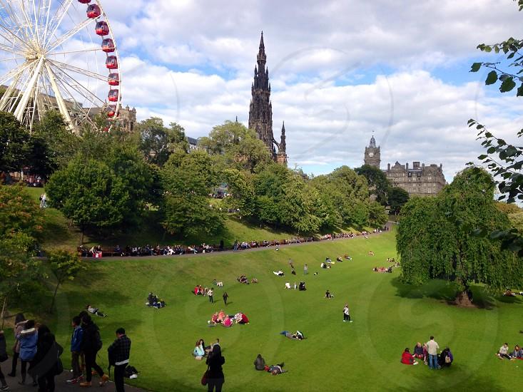 Edinburgh Scotland photo