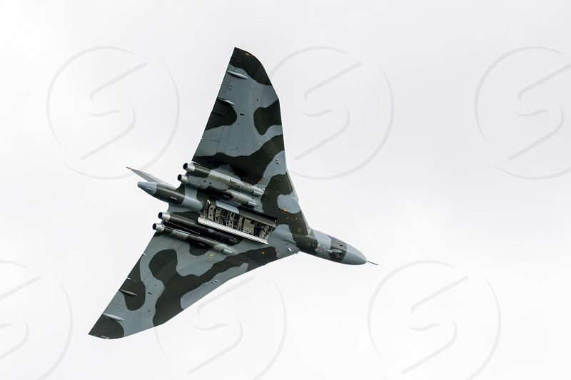 Vulcan Bomber at Shoreham Airshow photo
