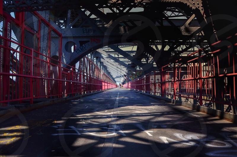 Williamsburg Bridge NYC. photo