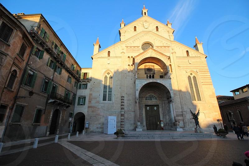 Verona Cathedral photo
