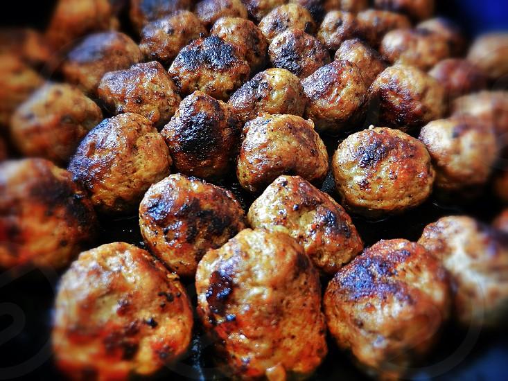 Swedish meatballs photo