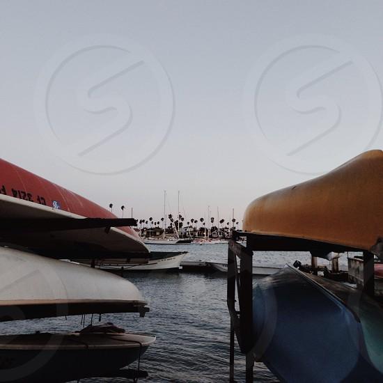 speedboat on sea view photo