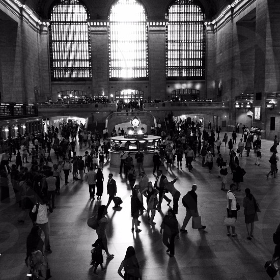 Grand Central NYC.  photo