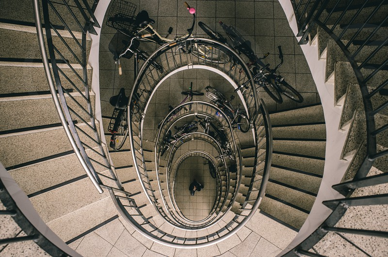 spiral staircases photo