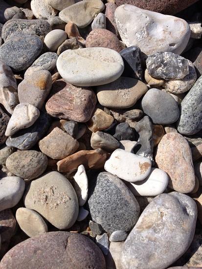 Stones in Denmark photo