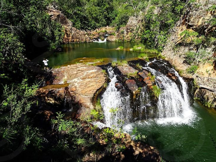 Nature in Chapada dos Veadeiros Alto Paraíso Goiás Brazil photo