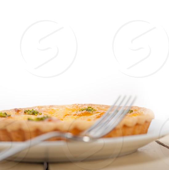 fresh home baked pears pie dessert cake tart  photo