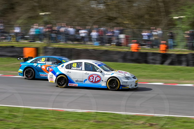 British Touring Car Championship Race March 2014 photo