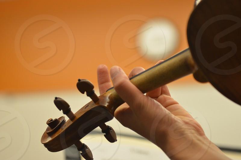 Creative creativity practice strings violin music musical musician  photo