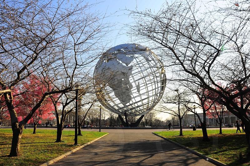unisphere new york photo