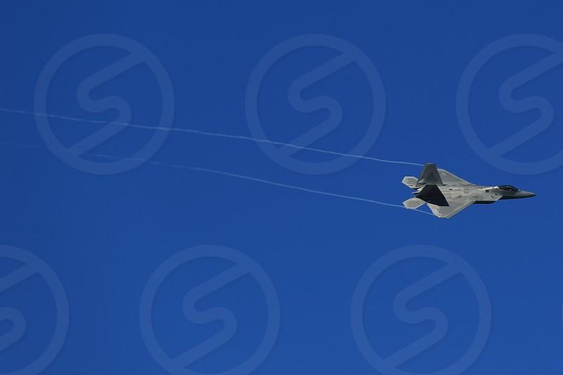Stealth plane photo